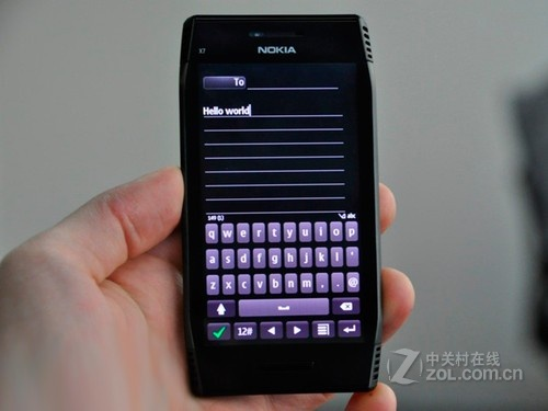 诺基亚X7单周降300 最新3G手机报价表
