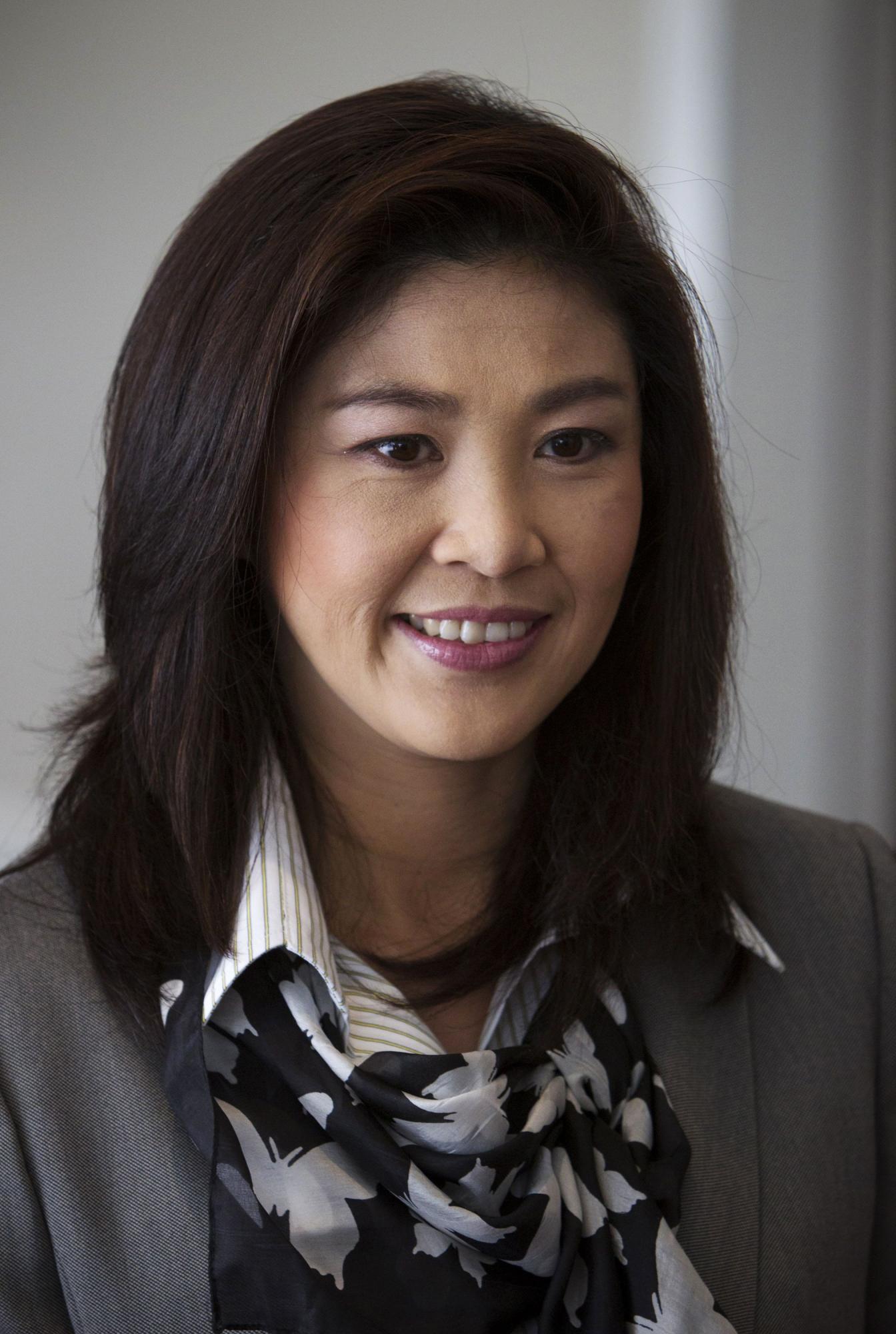 泰国首相英拉简介_泰国女总理 _网络排行榜