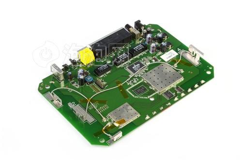 wndr3400电路板