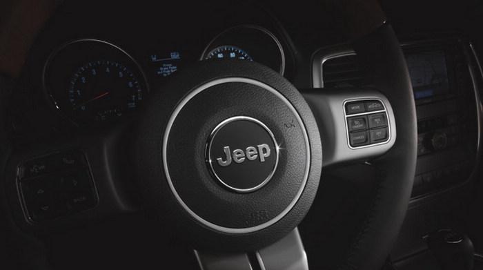 新jeep大切诺基 高清图片