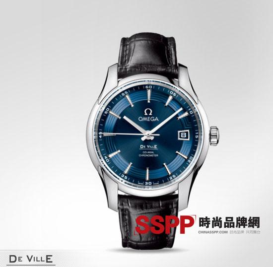 欧米茄中国官方网站 丹尼尔 克雷格与欧米茄紧密合作推出 明亮之蓝 腕表