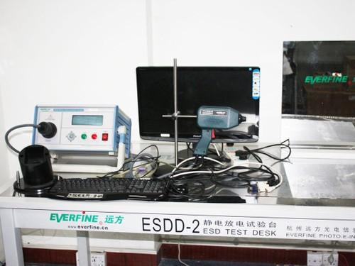 防静电测试设备