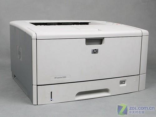 惠普 5200L黑白激光打印机