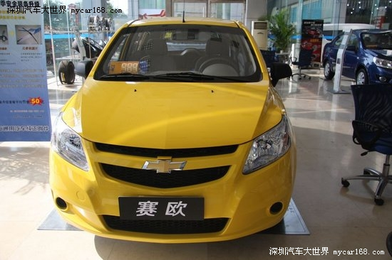 雪佛兰新赛欧 是上海通用针对中国家庭用车的实际需求,在原高清图片