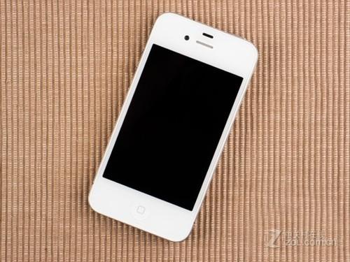 纯白色的诱惑 苹果iphone4售价5350元