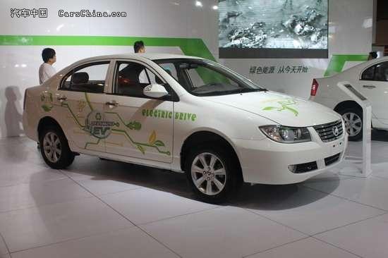 力帆620电动汽车-不限行不费油 6款自主品牌电动汽车导购