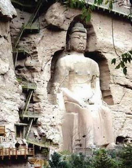 十一 中国甘肃省的炳灵寺石窟