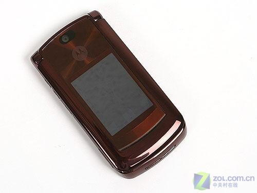 时尚翻盖手机摩托罗拉V9售价980元