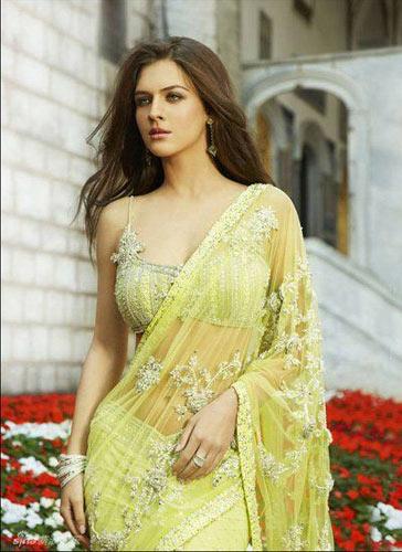 这就是印度女人胸部丰满