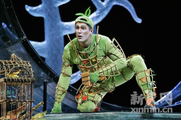 大都会歌剧院 魔笛 剧照 上海大剧院提供