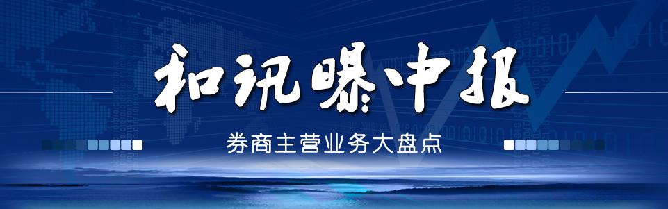券商,主营业务,中报,2011