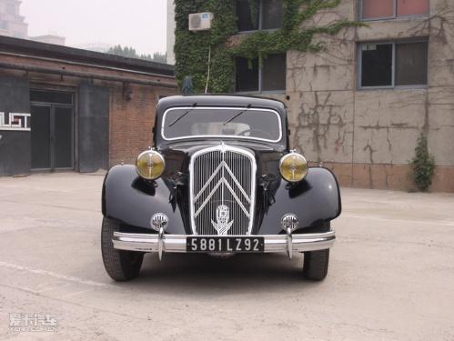 【镀铬独立前保险杠】-逝去的记忆 缅怀那些经典的汽车设计高清图片