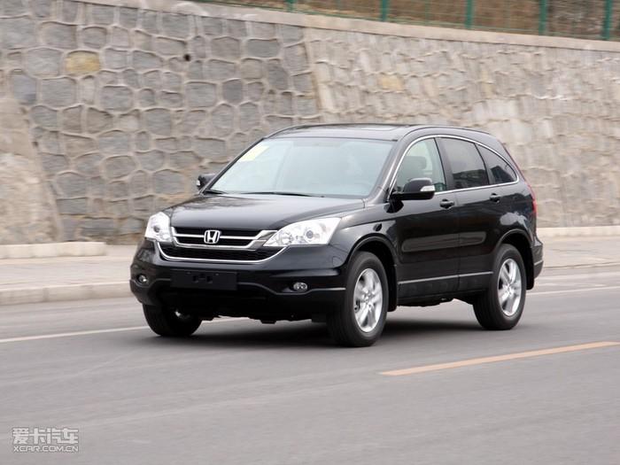 本田 本田CRV 2010款高清图片