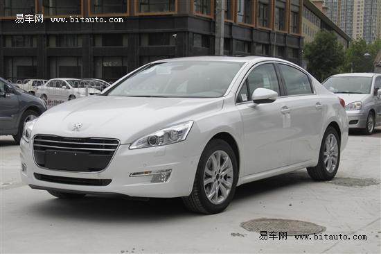 东风标致508购车手册 推荐2.3L自动豪华版高清图片