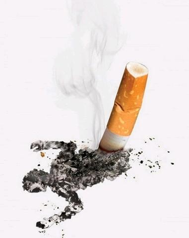 戒烟公益广告