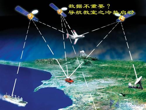 数据不重要 导航教室之GPS冷热启动