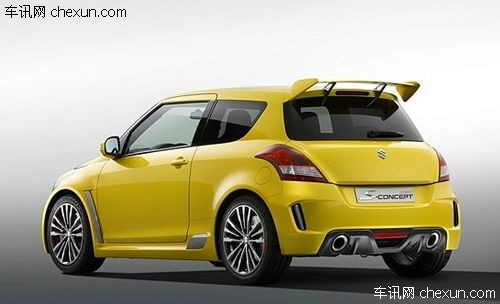 2012年上市铃木将推出镰刀雨燕训练版-汽车频道-和讯方舟全新龙运动吃什么图片
