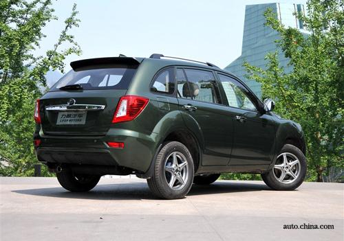 suv车,其推出纯汽油版、油气混合动力两个版本.力帆suv今后高清图片
