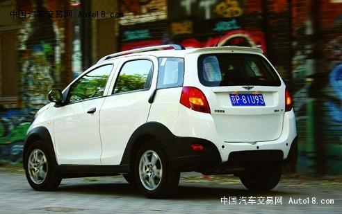 改装!第一次买车自己diy!   瑞麒x1小包围/pp四件套-豪盾汽车 高清图片