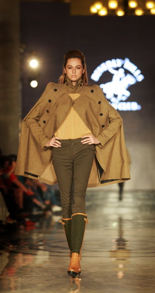 OSA女装为您讲述比华利保罗女装2011年秋冬新品发布会