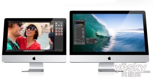 苹果27 iMac一体电脑-苹果iMac领衔 多款顶级一体电脑全推荐