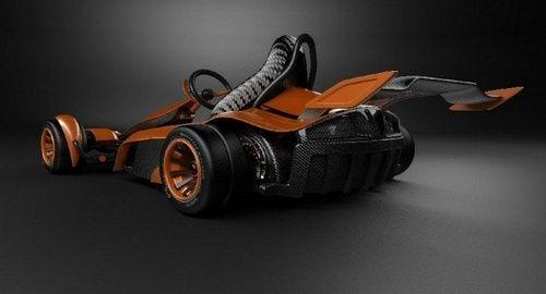 创新无止境 汽车设计新概念集锦图片
