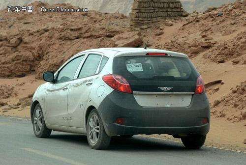 根据汽车中国目前获得的消息来看,奇瑞瑞麒g2为一款全新的高清图片