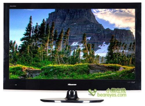 妈妈级液晶电视 海信32寸LED电视2K6图片