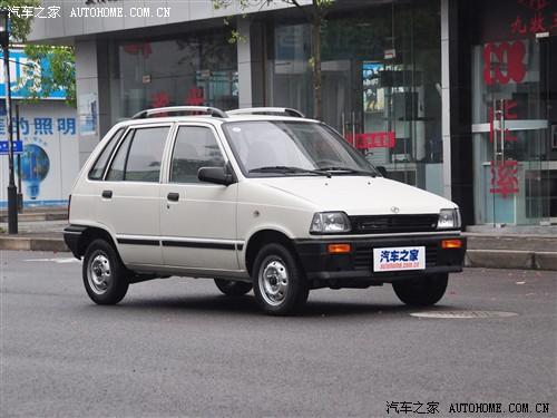 众泰 众泰汽车 江南tt 2010款 0.8l 舒适型高清图片