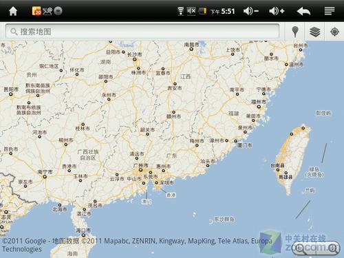软件推荐:谷歌地图
