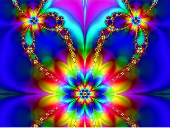几何抽象概念图片
