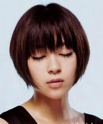 降温又减龄日本女星经典短发造型大赏:宇田多光-日本女星夏日吹起