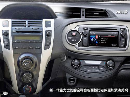 别克老凯越仪表盘图解图片大全下载; 新老款车型对比 2012款丰田