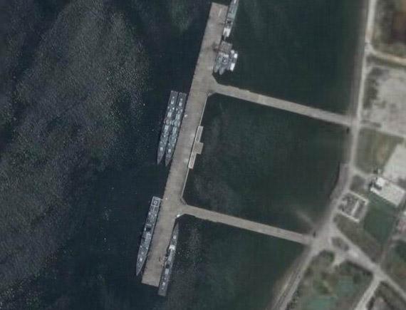 泄密:美禁止谷歌拍摄军事基地实景照片[图]2010最新版